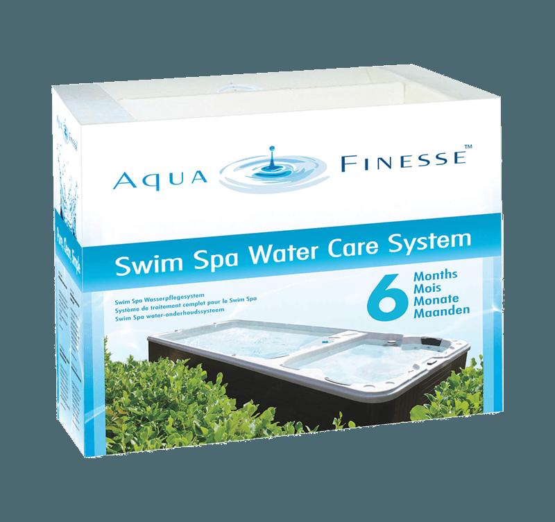 AquaFinesse Swim Spa Water Care Box