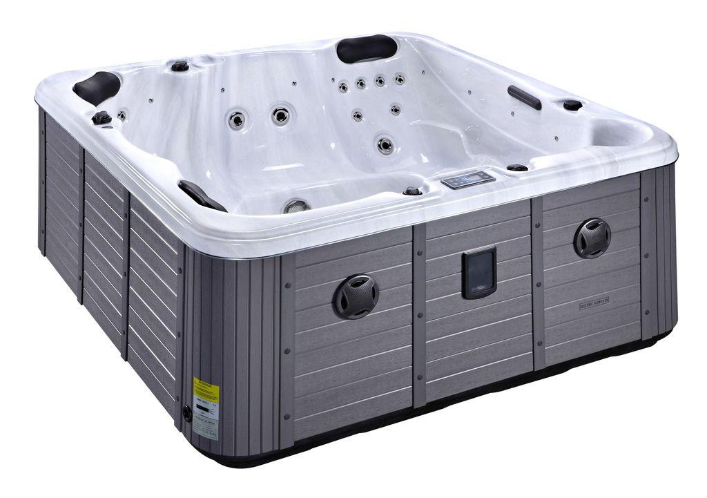 Platinum Spas Happy Hot Tub