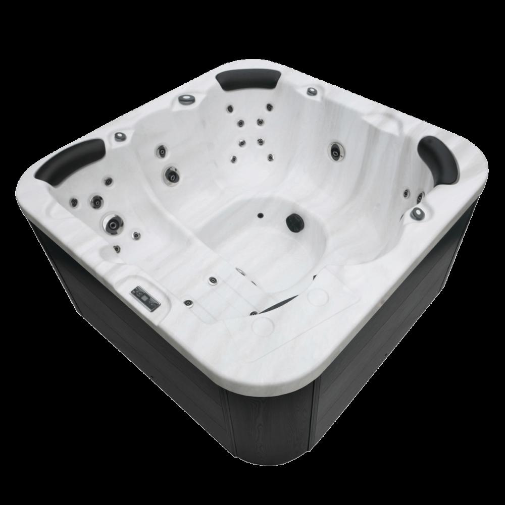Milano Hot Tub Sterling Silver